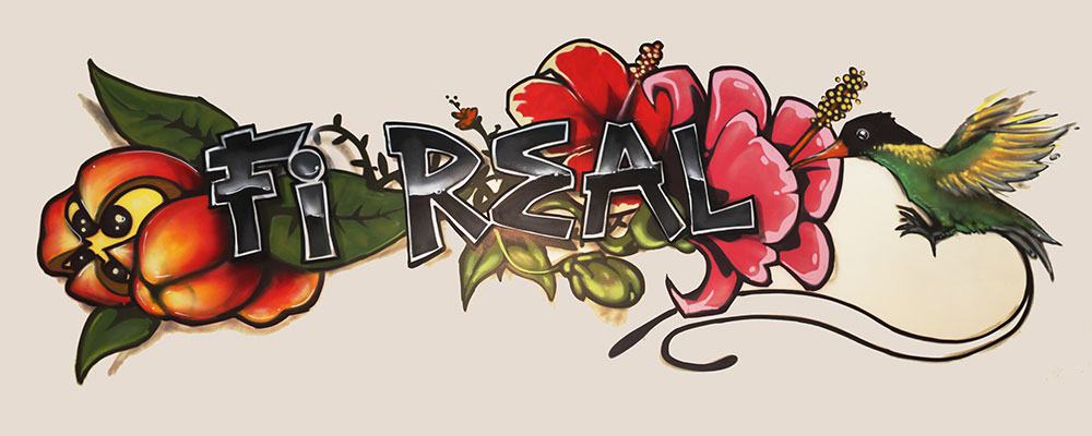 Fi Real Graffiti